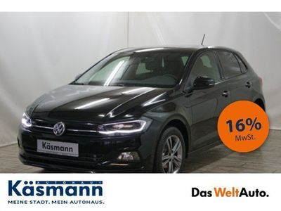 gebraucht VW Polo 1.0 TSI United LED*Navi*PDC*Sitzhz.*LM 16'