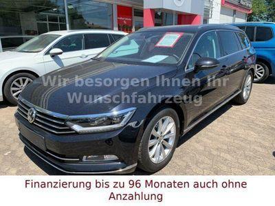 gebraucht VW Passat Variant Highline BMT/Start-Stopp