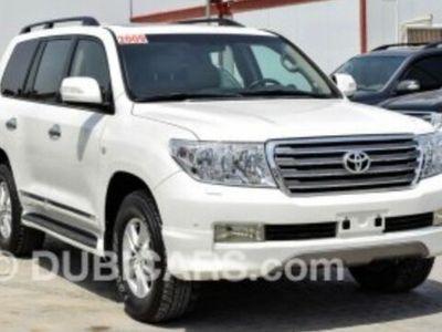 gebraucht Toyota Land Cruiser V8 Executive VX-R