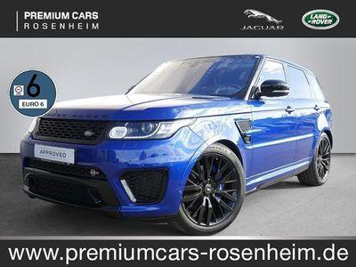 gebraucht Land Rover Range Rover Sport 5.0 SVR Fahrass-P. Kamera Navi