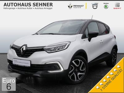 gebraucht Renault Captur BOSE Edition ENERGY TCe 120 EDC