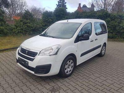 gebraucht Peugeot Partner Tepee BlueHDi Stop&Start Activ, Scheckheft, Euro 6