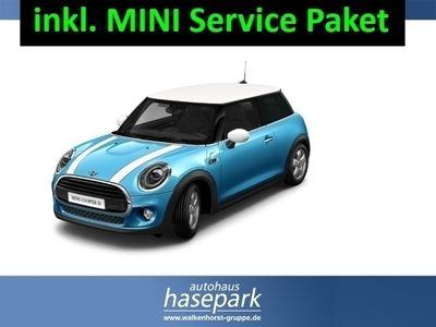 gebraucht Mini Cooper D PepperPaket LED Navigation HarmanKardon RFK DAB