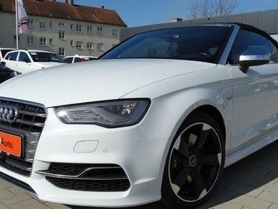 gebraucht Audi S3 Cabriolet 2.0 TFSI *QUATTRO*ACC*B&O*