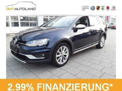gebraucht VW Golf Alltrack VII 2.0 TDI BMT DSG 4MOTION   AHK
