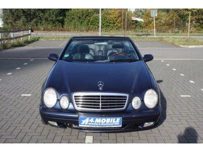 gebraucht Mercedes CLK230 Kompressor Cabrio Brabus