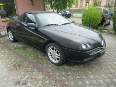 gebraucht Alfa Romeo Spider (Typ 916) 1.8 T.Spark CD-Wechsl Klimaaut