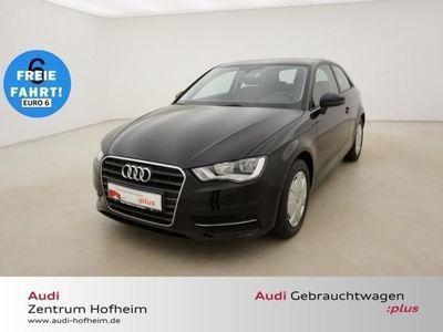 gebraucht Audi A3 Attraction 2.0 TDI 110kW*EU6 plus*Bluet*Klima