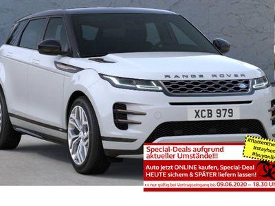 gebraucht Land Rover Range Rover evoque D150 AWD R-DynSE in Kehl