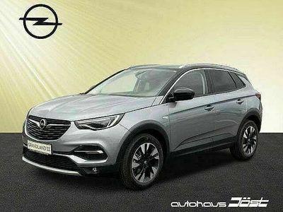 gebraucht Opel Grandland X Ultimate 1.2L- inkl. 3 INSPEKTIONEN!