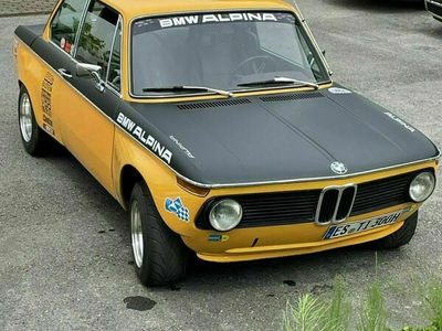 gebraucht BMW 2002 ti Umbau