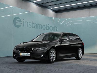 gebraucht BMW 320 d Eff Dyn Advantage Touring EURO 6 Navi LED PDC Temp