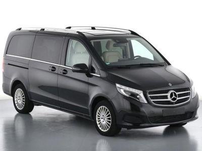 używany Mercedes V220 d Avantgarde Edition Standheizung