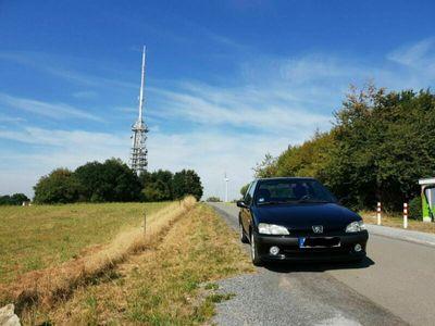 gebraucht Peugeot 106 Sport leichter Blechschaden