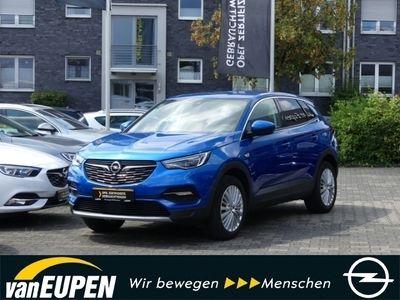 gebraucht Opel Grandland X Dynamic 1.2 Turbo,Navi,LED,AGR,Automatik