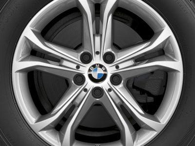 gebraucht BMW X3 xDrive20d Navi,AHK,LED Scheinwerfer,Leder,Aut