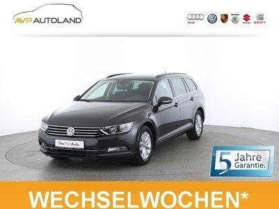 used VW Passat Variant Comfortline 1.4 TSI BMT Navi +Navi+ schwarz