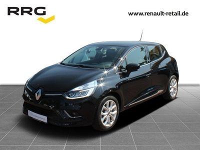 gebraucht Renault Clio IV 1.2 TCe 120 EDC Intens Automatik