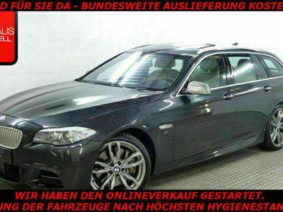 gebraucht BMW M550 d xDrive TOURING M SPORT PANO+SOFT+ACC+HUD+ als Kombi in Berlin