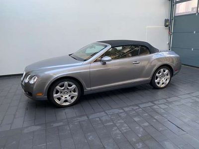 gebraucht Bentley Continental GT CABRIO