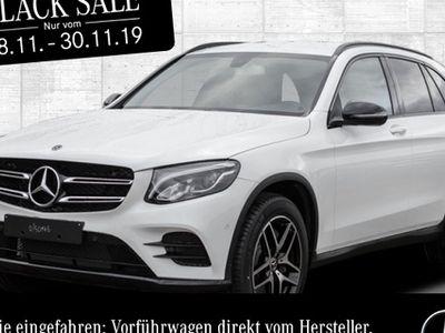 gebraucht Mercedes GLC250 d 4M AMG LED NAVI Kamera BusinessP+ NightP
