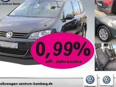 gebraucht VW Sharan 2.0 TDI Comfortline DSG 7-Sitzer