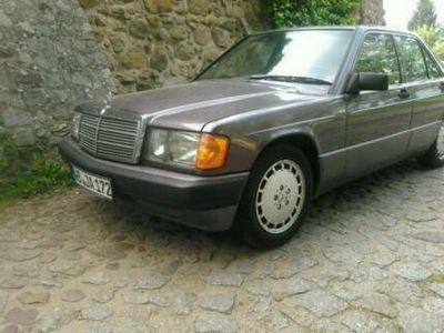 gebraucht Mercedes 190 1,8 Automatik