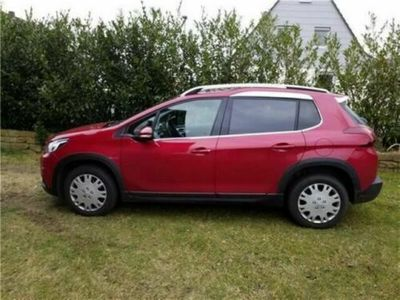 gebraucht Peugeot 2008 Blue-HDi FAP 100 STOP & START Style