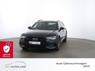 gebraucht Audi A6 Avant 45 TDI quattro tiptronic sport AHK LED