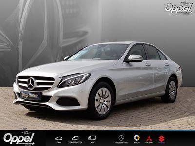 gebraucht Mercedes C220 BlueTEC / d Klima/Parktronic/Navi/Regens./