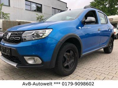 used Dacia Sandero II Stepway Prestige / 44 TKM / NAVI /