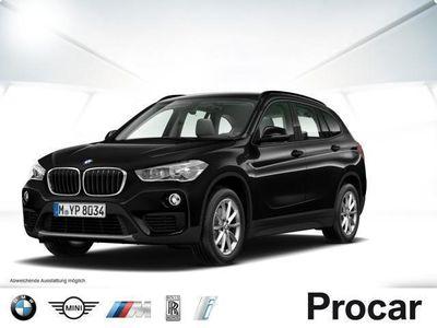 gebraucht BMW X1 sDrive18d Advantage Aut. Klimaaut. PDC