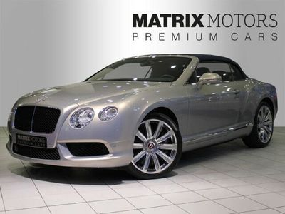 gebraucht Bentley Continental GTC V8 NAIM CARBON BREMSEN 21 ZOLL