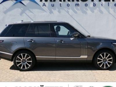 gebraucht Land Rover Range Rover 4.4 SDV8 Vogue ACC/Pano/360 Kamera/