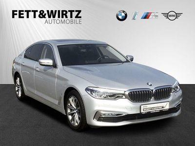 gebraucht BMW 530 e iPerformance Luxury Line Navi LED HUD GSD