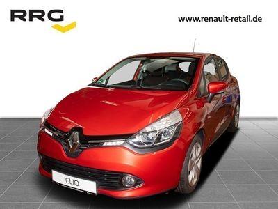 gebraucht Renault Clio IV Clio0.9 TCe 90 eco² DYNAMIQUE Klima,ZV mit F