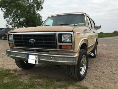 gebraucht Ford Bronco XLT, US-Car, SUV, V8, kein Pickup Truck
