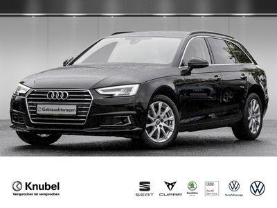 gebraucht Audi A4 Avant Design 2.0 TDI S tronic Nav+ HuD LED Standh. Virtual