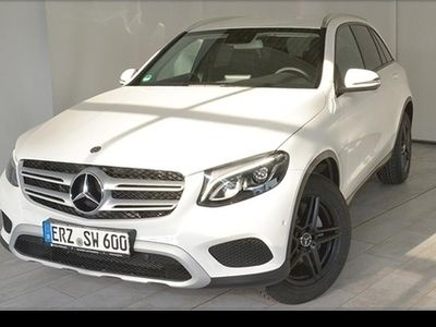gebraucht Mercedes GLC250 4M 9G-TRONIC/LED/Navi/Totwinkel/18Zoll