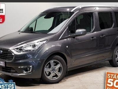 gebraucht Ford Tourneo Connect 1.0 EcoBoost Titanium S/S EcoBlue 205L1-Titanium*