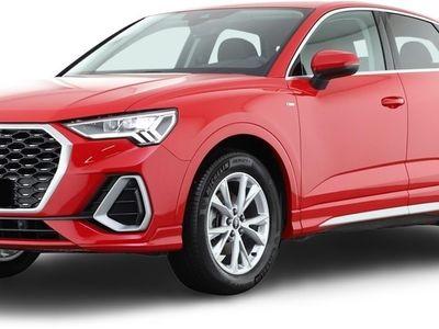 gebraucht Audi Q3 Q3Sportback S line 35 TDI quattro AHK/Navi/LED/