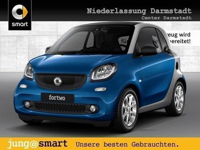 gebraucht Smart ForTwo Coupé 66kW