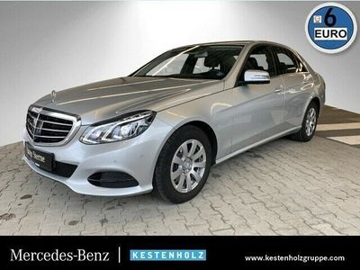 gebraucht Mercedes E350 360° COMAND Distr+ ILS LED Multisitz PTS