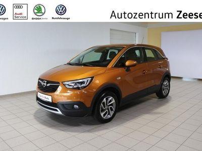 gebraucht Opel Crossland X X 1.2 Innovation AUT. KAM HUD LED NAVI