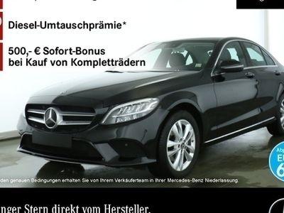 gebraucht Mercedes C200 4M Avantgarde LED Kamera Spurhalt-Ass PTS 9G