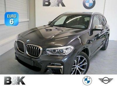 gebraucht BMW X3 M40d M Sportpaket, Leder, Panorama, 20 Zoll HUD