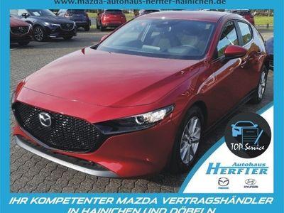 gebraucht Mazda 3 G122 M Hybrid*VOLL-LED*HEAD-UP-DISPLAY*