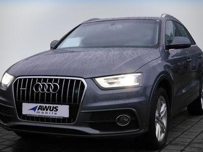 gebraucht Audi Q3 2.0 TDI quattro S Line FSE PDC SHZ XENON NAVI