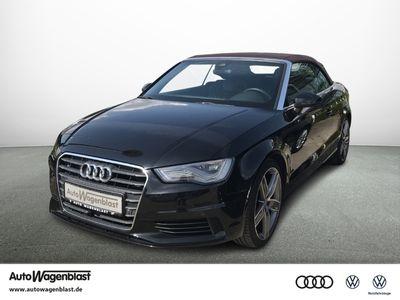 gebraucht Audi A3 Cabriolet Ambition Cabrio 2.0TDI NAVI+LED+ACC+B&Q