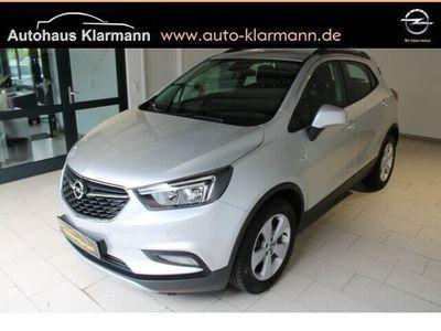 gebraucht Opel Mokka X 1.4 T Edition/PDC/KLIMA/AHK/ALU/BC/BT PDCv+h LED-T